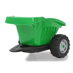 Ride-on Trailer for Tractor St rong Bull green